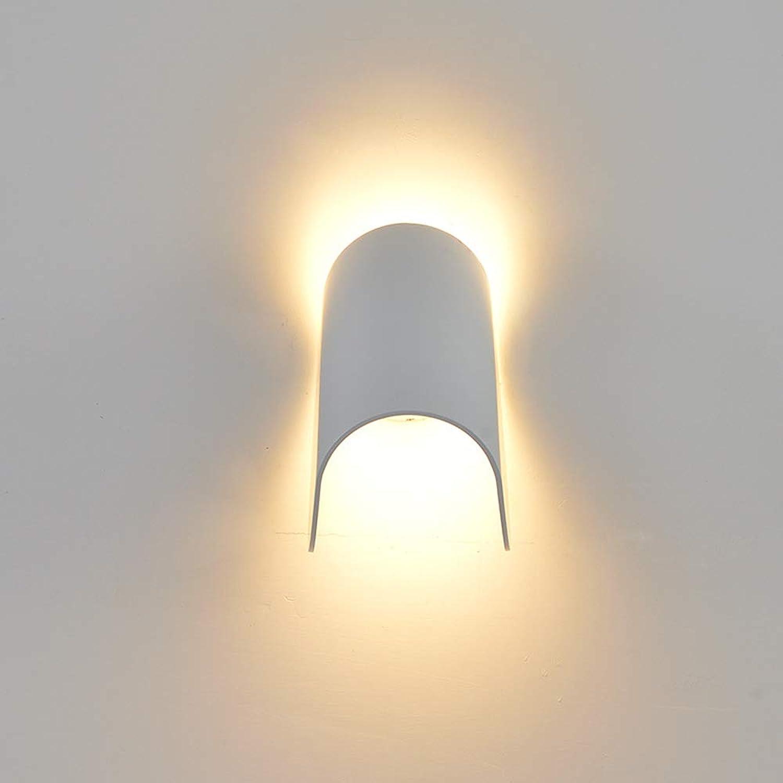 Das Kreative Weiche Licht Des Hotelwohnzimmersofawandlampen-Nachttischlampenkorridors Führte Innenwandlampe
