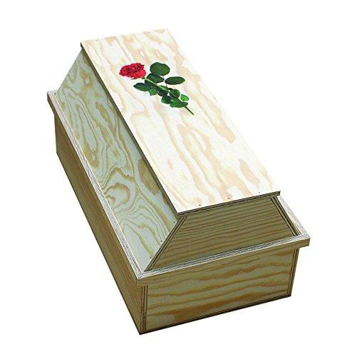 Elmato 10171 Animal Coffin Madera contrachapada 2 Piezas