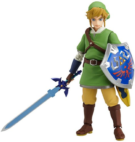 figma Nintendo The Legend of Zelda Skyward Sword Link Action Figure (Japan Import)