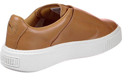 Puma Basket Platform Strap W schoenen apple cinnamon