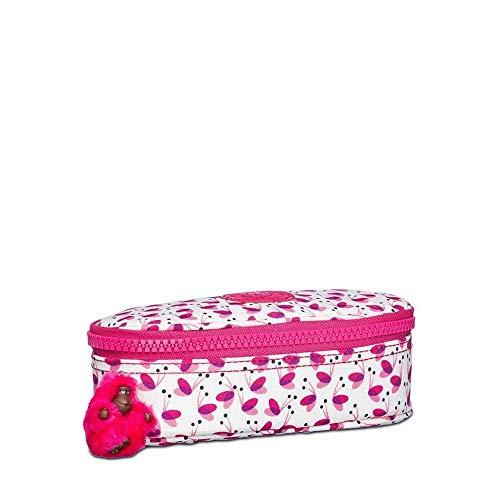 Kipling Duobox – Étui, Femmes, Rose – (Pink Wings)