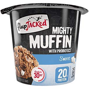 Mighty Muffin with Probiotics S'mores (Single Serving)