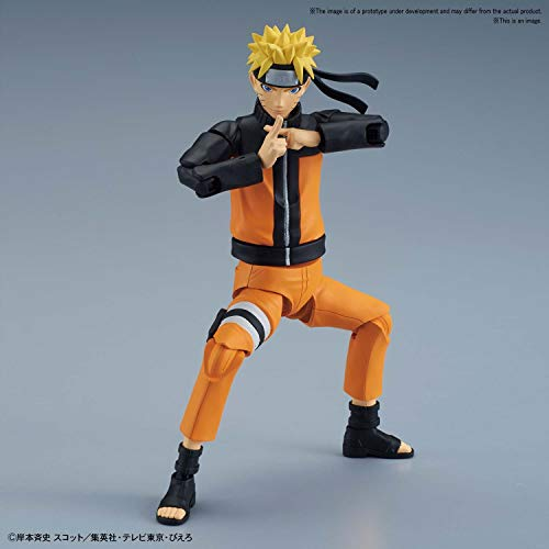 Bandai Figure - Rise Standard Uzumaki Naruto Naruto - Naruto Shippuden