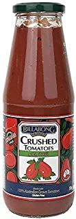 Billabong Produce Crushed Tomatoes with Basil (Passata) 700g