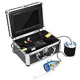 Cámara submarina subacuática con sonda Manual, Monitor de Pesca con vídeo, para supervisión de exámenes a Todo(European regulations)