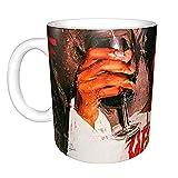 Playboi Carti Mugs Tazza da caffè con personalità Tazza da tè grande Regali Tazze Tazze divertenti Tazze Rock Band Fan 'S Tazza preferita Musica Graffiti Tazza in ceramica Ufficio Casa Tazza per bere