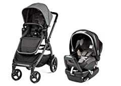 Made In Italy. The Ypsi stroller and Primo Viaggio 4-35 Nido car seat combine to create an attractive and highly functional travel system The Ypsi converts from a Single Stroller to Double Stroller with the Ypsi Double Adapters and Companion Seat (bo...