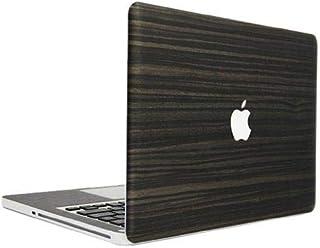 Slickwraps Metalized Ebony Wood Wrap for Apple Mac Air 11 inch
