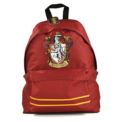 Harry Potter Rucksack mit Gryffindor-Wappen