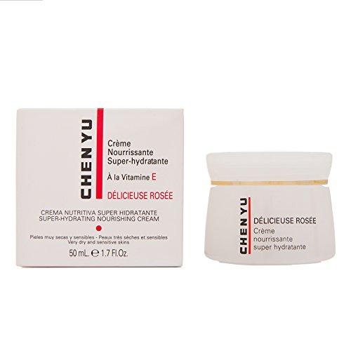 CHENYU crema nutritiva super hidratante pieles muy secas tarro 50 ml