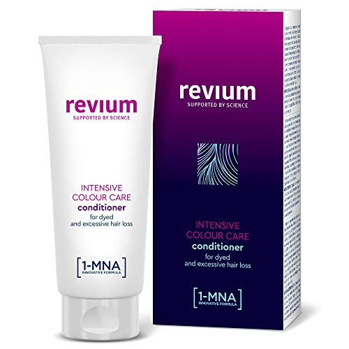 REVIUM INTENSIVE REPAIR COLOUR CARE CONDITIONER WITH 1- MNA MOLECULE,  FOR WEAK EXCESSIVELY FALLING OUT HAIR 200 ml