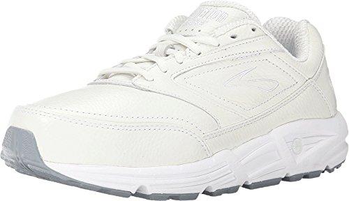 Brooks Damen Addiction Walker Walkingschuhe Weiß (White 111) 38 EU