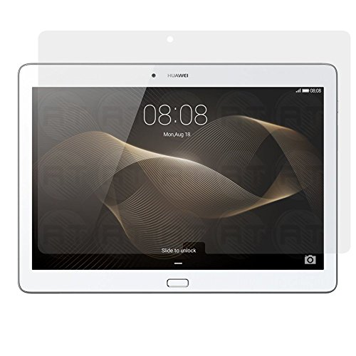 2x Huawei MediaPad M2 10.0 - Bildschirm Schutzfolie Klar Folie Schutz Bildschirm Screen Protector Bildschirmfolie - RT-Trading