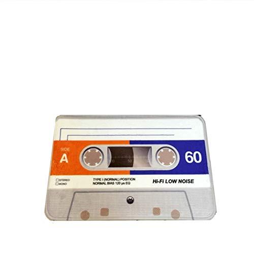 1 Pc Vintage Magnetic Tape Coral Fleece Floor Mats Best Popular Anti Slip Soft Cushioned Mattress Set Bath Room Decor Washable Fluffy Foot Gift, Type-08