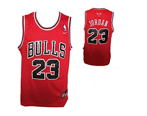 NBA Maglia canotta Michael Jordan - Chicago Bulls - Taglia S