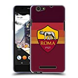 Official AS Roma Home 2020/21 Crest Kit Soft Gel Case