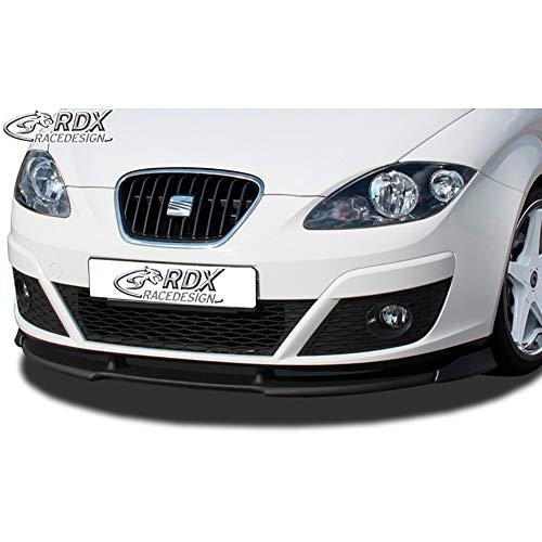 RDX Frontspoiler VARIO-X Altea 5P Facelift 2009+ incl. Altea XL Frontlippe Front Ansatz Vorne Spoilerlippe