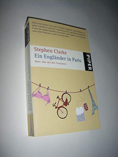 Ein Engländer in Paris. Von Clarke,