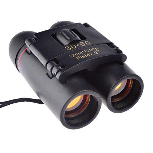 Docooler 30X60 Mini Binocolo Pieghevole Giorno Vision per Eventi Sportivi Concerti il campeggio