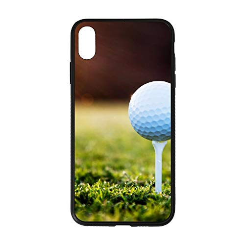 Donhdonh Golf Balls On The Grass In The Morning Black Tpu Glass Case For Iphonexsmax Style16 Iphonexsmax From Amazon Daily Mail