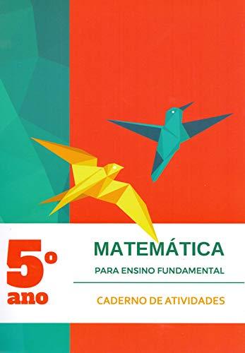 Matematica - Caderno de Atividades - 5 Ano-03Ed/20