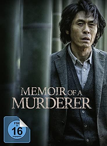 Memoir of a Murderer - Director's Cut - 2-Disc Limited Edition (Mediabook) [Blu-ray]