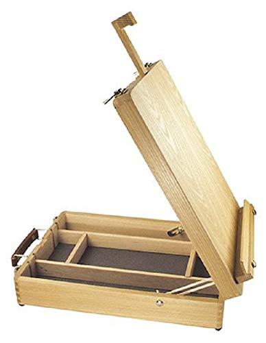 Daler Rowney - 802000098 - Kit De Loisirs Créatifs - Chevalet De Table Édimbourg