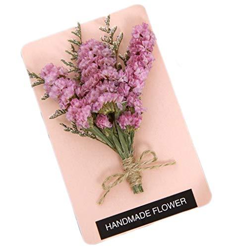Tutte Le Occasioni Greeting Card Set Anniversary True Flower Biglietto di Ringraziamento di Natale Capodanno Perfetto Biglietto di Auguri (Color : A)