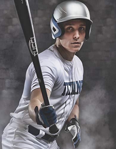 Schutt XR1 AiR MAXX Baseball Batter's Helmet-One Size Fits, Matte Burnt Orange, Junior