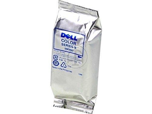 Dell MK993 Tintenpatrone für Tintenstrahldrucker mit hoher Kapazität Farbe