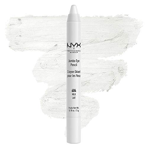 NYX PROFESSIONAL MAKEUP Jumbo Eyeliner Pencil - Milk, White