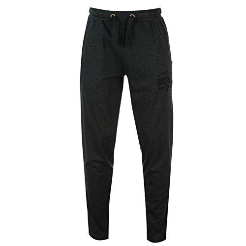 Pantalones de chándal para hombre, de la marca Lonsdale, Charcoal M, XS
