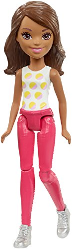 Barbie On The Go Polka Dot Fashion Doll - Muñecas (