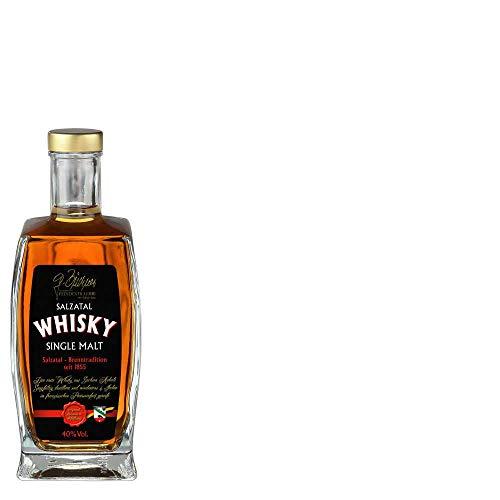 Salzatal Whisky Single Malt - deutscher Whisky - Produktion aus Sachsen Anhalt