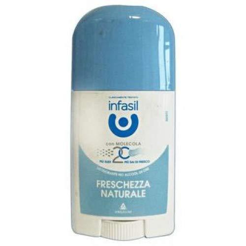Juego 12Infasil Desodorante Stick fr.Natural 40ML. Cuidado del Cuerpo