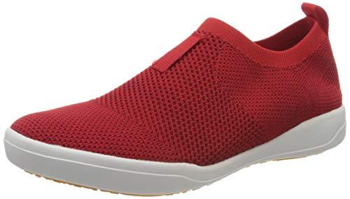 Josef Seibel 68864 Sina 64 Damen Slip-On Sneaker,Halbschuh,Sportschuh,Slipper,Gummizug,atmungsaktiv,rot,38 EU