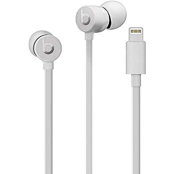 Écouteurs filaires urBeats3 avec Lightning Connecteur Câble anti nœuds, écouteurs magnétiques, commandes et micro intégrés Argent satiné