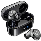 Wireless Earbuds 【Upgraded Graphene 3D Stereo Sound】 Bluetooth 5.0 with 28Hr Play Time Noise Cancelling...