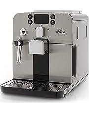 Gaggia Brera Kaffemaskin, 1.2L, Silver