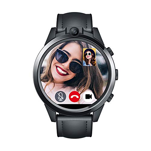 Docooler Zeblaze Thor 5 PRO Smart Watch 1.6 inch LTPS Crystal Screen Dual Cameras Fitness Activity Tracker Heart Rate Monitor Smartwatch for Android iOS