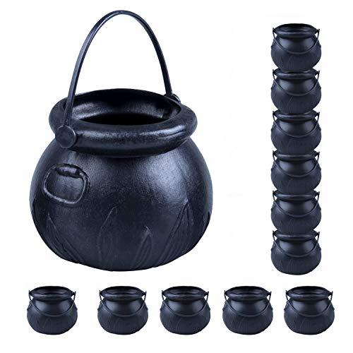 Black Mini Cauldrons