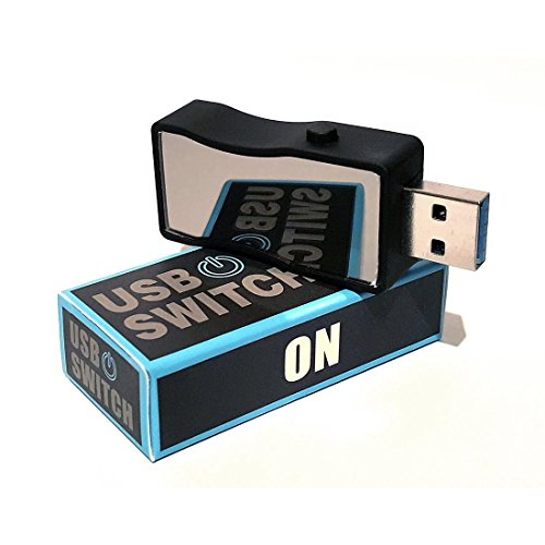 Interruptor USB Encendido/Apagado USB 3.0 y 2.0 - HmbG 1401 - USB On/Off Switch