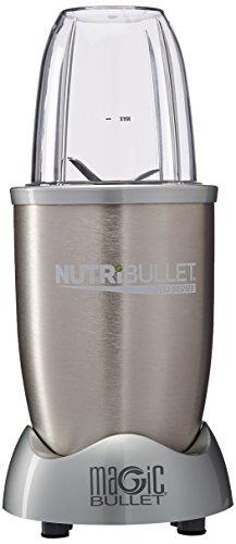 Nutribullet Pro 900 Licuadora/Procesador de Alta Velocidad, color Champagne