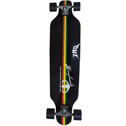 Longboard Completo OWL Sports Reggae Speed