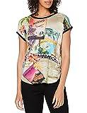 Desigual TS_Colombia Camiseta, marrón, XXL para Mujer