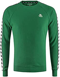 Kappa Men's Arbir 222 Banda Authentic Sweatshirt