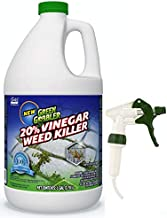 Green Gobbler Vinegar Weed & Grass Killer | Natural and Organic Weed & Grass Killer |1 Gallon