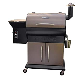 Cuisinart CPG-6000 Deluxe Wood Pellet Grill and Smoker by epic The Fulham Group