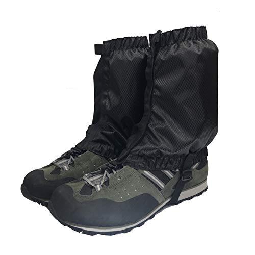 HomDSim Leg Gaiter Waterproof Anti-Tear Ankle Gaiters Outdoor Hiking...