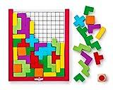 Woodyland- Puzzle de Madera. (91918)